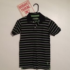 77KIDS by AMERICAN EAGLE STRIPED POLO